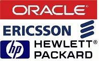 oracle-ericsson-hp